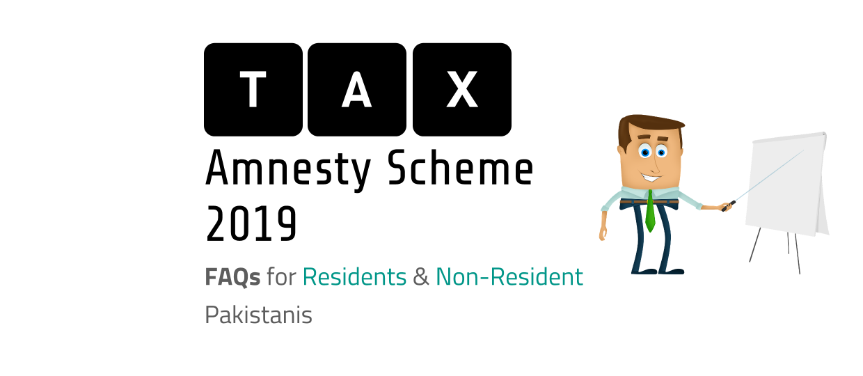 FAQs on Tax Amnesty Scheme 2019 for General Public