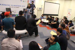 Karachi Climathon
