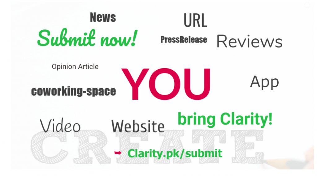YouSubmit with Clarity
