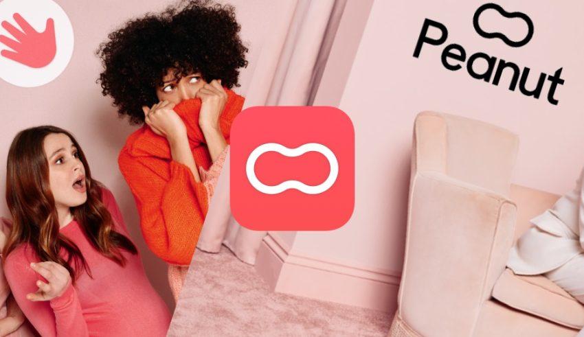 peanut-socialnetwork-women