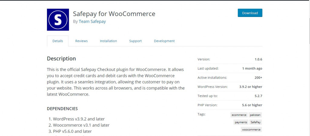 safepay-woocommerce-plugin