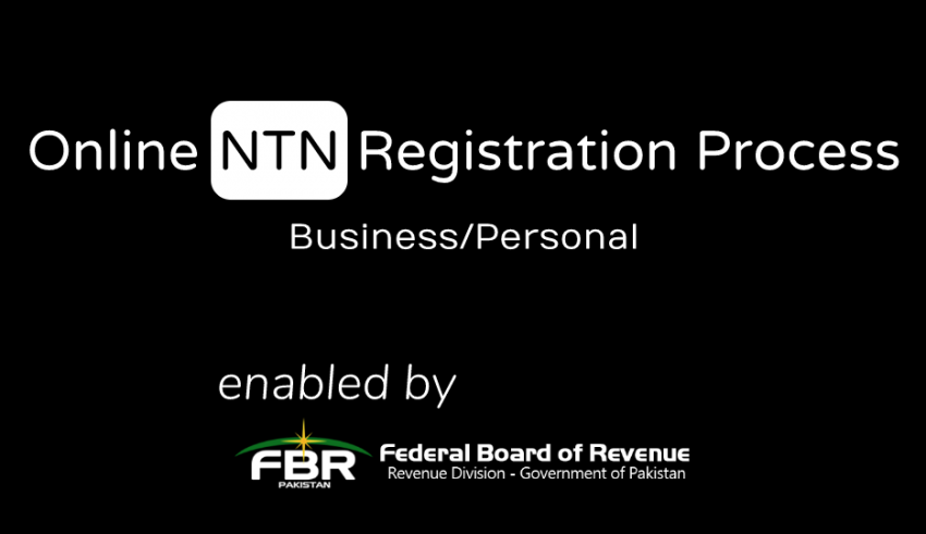 online-ntn-registration-process-business-personal-fbr-pakistan