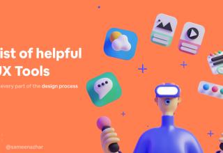 Most helpful UX Tools